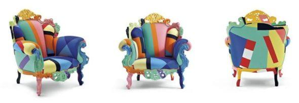 Кресло от Алессандро Медини