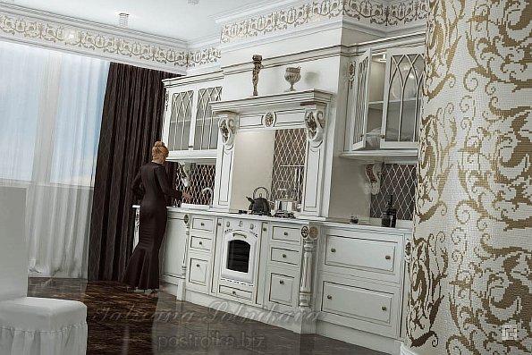 Дизайн дома в стиле классика
