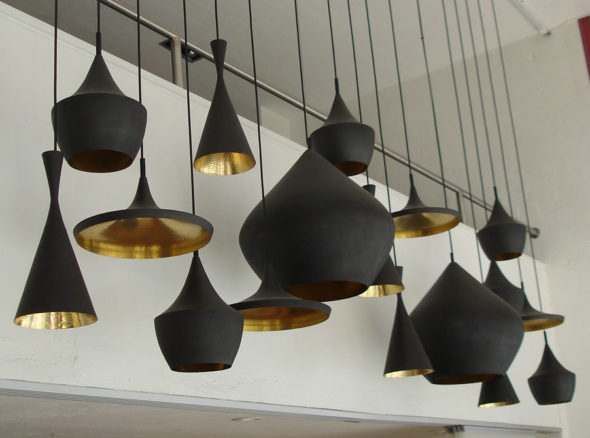 Светильники от Тома Диксона