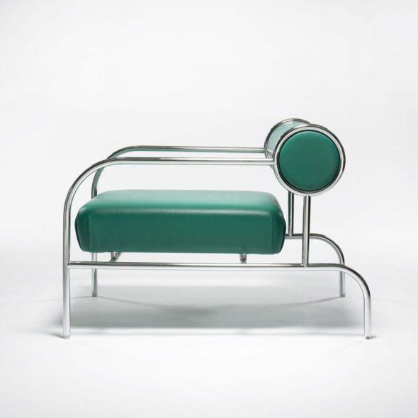 Дизайнерское кресло от Широ Кураматы