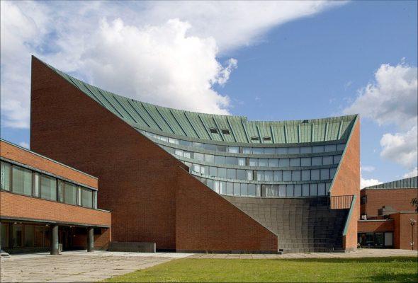 Архитектура Алвара Аалто