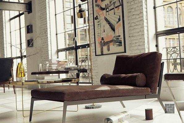 Как оформить гостиную в стиле «лофт»