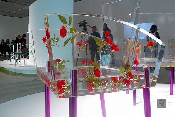 Дизайн кресла от Широ Кураматы
