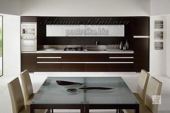 Альтернативное решение на все времена – кухня в стиле модерн