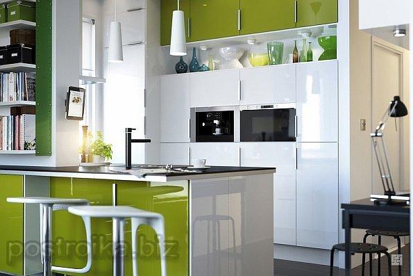 Интерьеры маленьких кухонь: креативные идеи для увеличения пространства