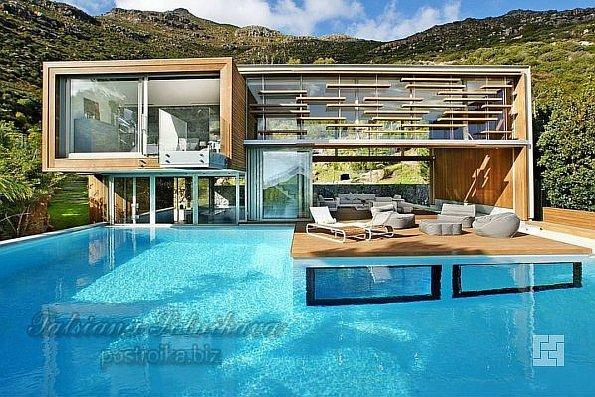 Вилла Spa House от Metropolis Design
