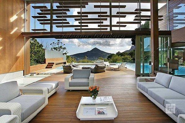 Интерьер дома Spa House от Metropolis Design