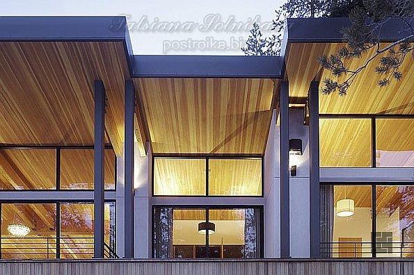 Дизайн Sugar Bowl от John Maniscalco Arhitecture