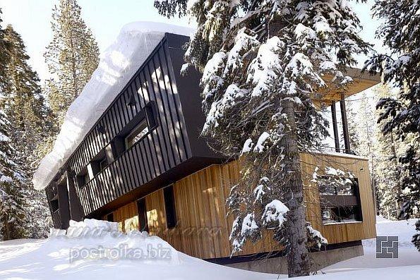 Горная резиденция Sugar Bowl от John Maniscalco Arhitecture