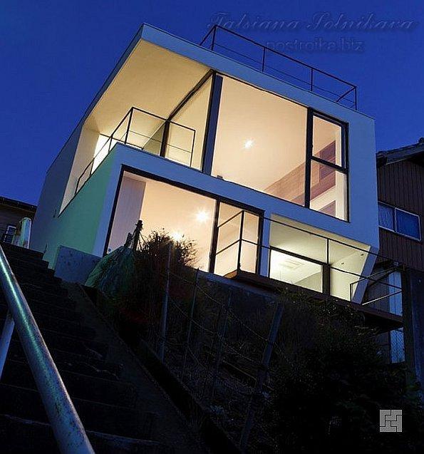 Необычный дом Vista House