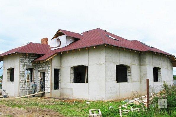 Строительство домов из газосиликатных блоков - достойный конкурент каркасному, деревянному и другим видам строительства