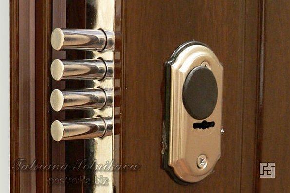 Легко открыть любые врезные замки для металлических дверей...