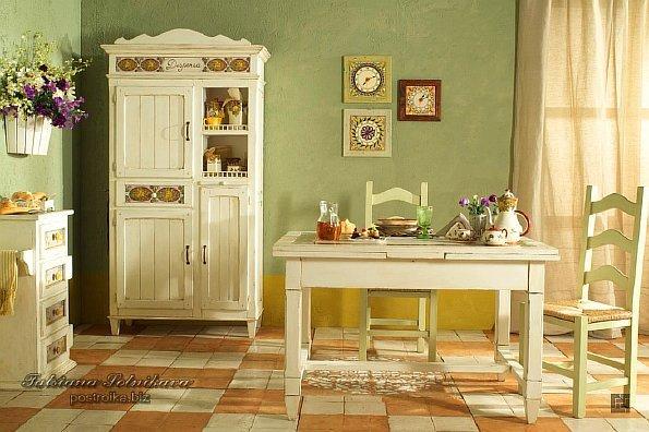 Покраска мебели из разных материалов своими руками (фото, видео, мастер-класс) 36