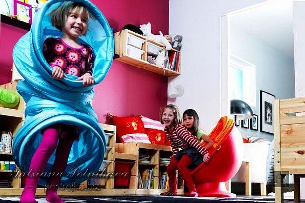 Все гениальное – просто: оригинальные идеи <strong>мебель икеа для детской в интерьере фото</strong> ИКЕА в детской мебели