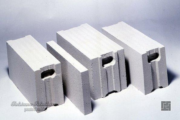 Газосиликатные блоки: какие технические характеристики нам предлагают производители?