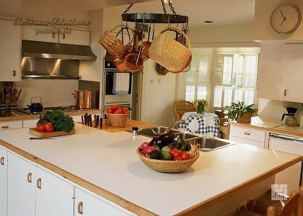 Национальные особенности кухни в стиле кантри, или Фото-сказка о потерянном времени