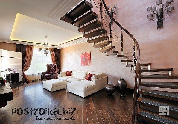 Как выбрать оптимальный проект лестницы, ведущей на второй этаж?