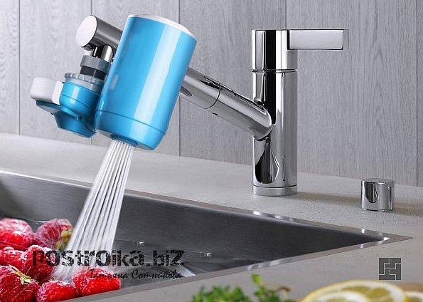 Поговорим о фильтрах для воды на кран...