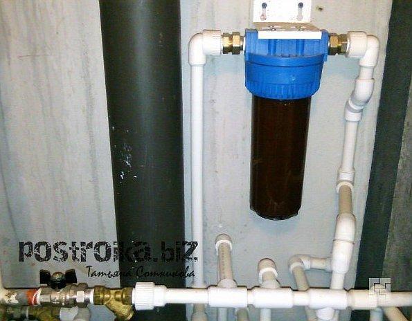 Как выбрать магистральные фильтры для очистки воды?
