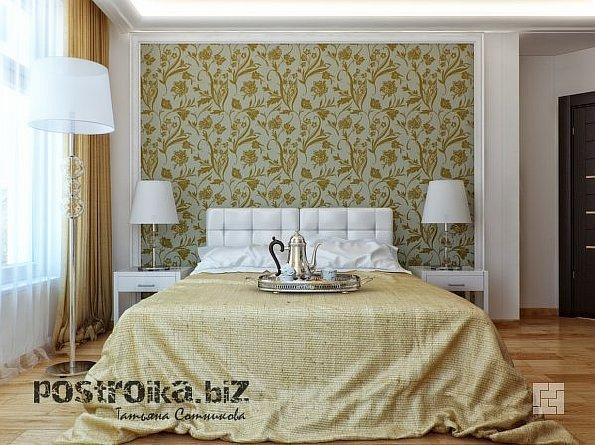 Роскошь средневекового замка, или Интерьер спальни в классическом стиле