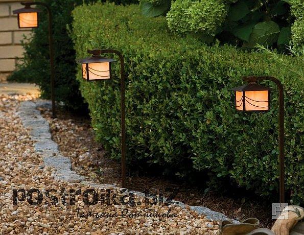 Роль фонарей уличного освещения в светодизайне