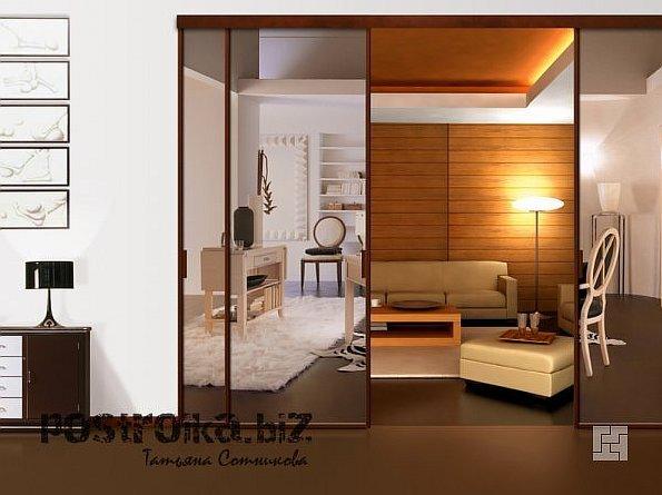 Как добиться ощущения пространства в маленькой квартире
