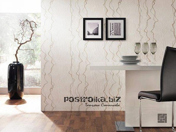 Дизайнерский обойные покрытия
