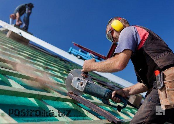 Как укладывать металлочерепицу на крышу своими руками