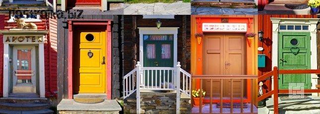 Межкомнатные и входные двери в дом