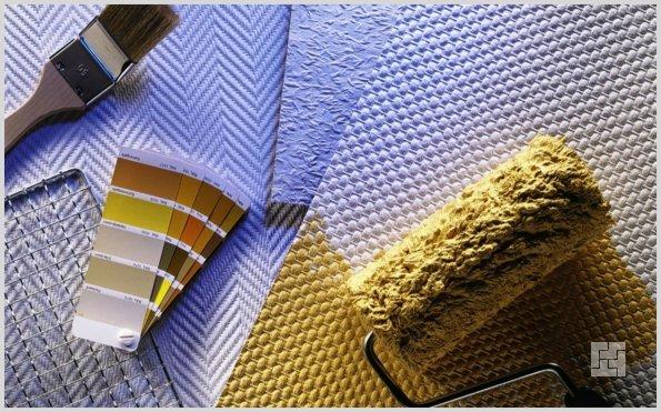материалы для работы со стеклообоями