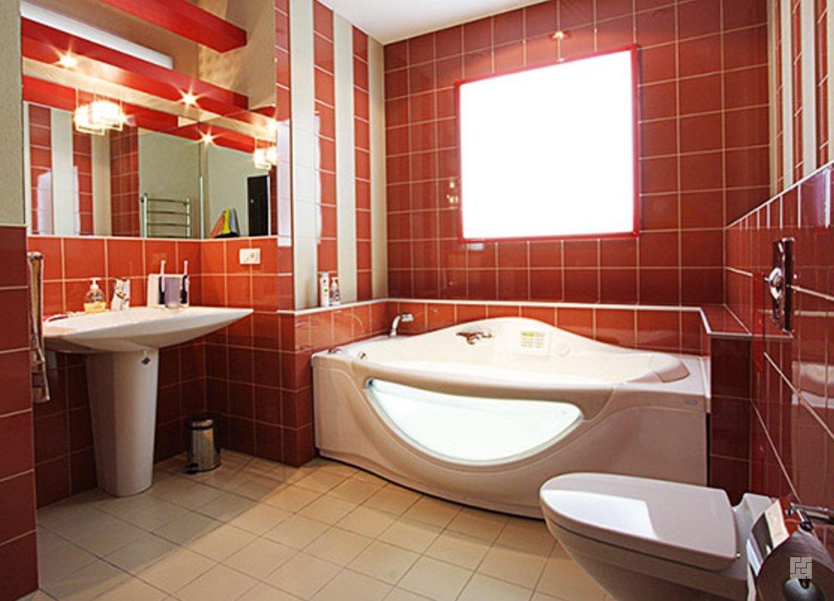 Интерьера ванной комнаты фото в квартире