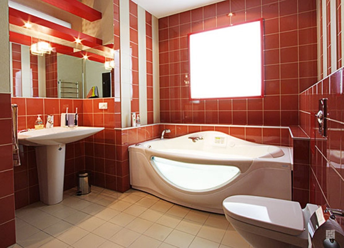 Ванной комнаты фото интерьер