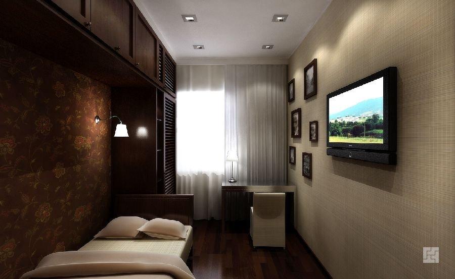 спальня дизайн фото узкая