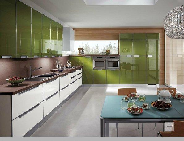 Современная кухня в стиле модерн