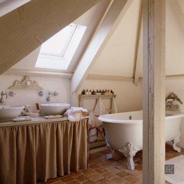 французская ванная