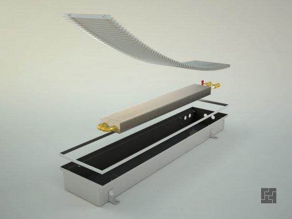 основные части радиатора