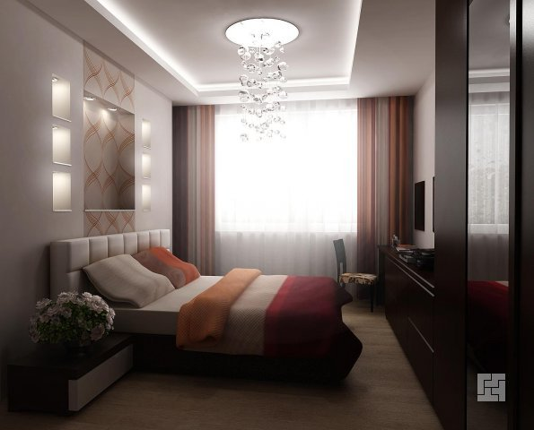 органичное сочитание необходимой мебели