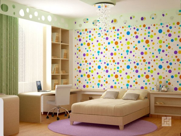 декорирование стен в квартире