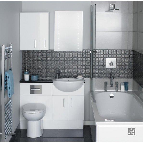 ванная без стиральной машинки