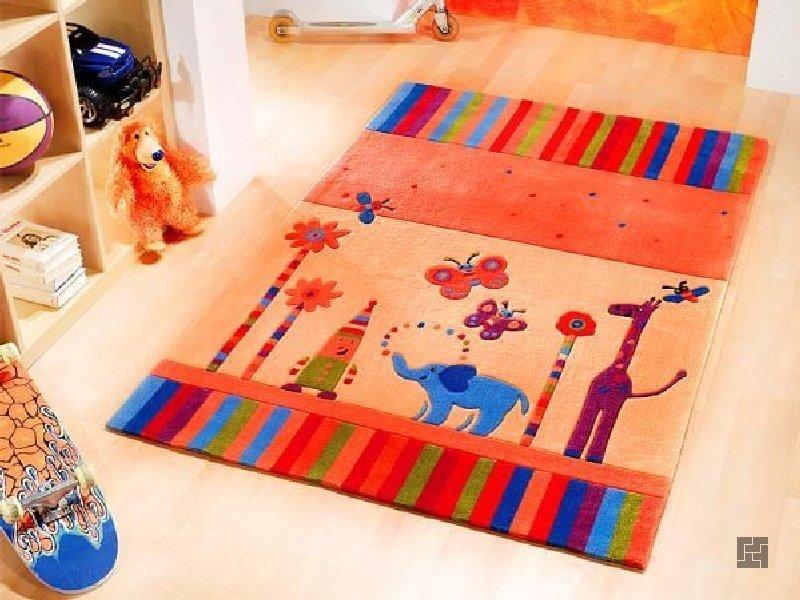 Идеи ковриков в детскую своими руками 73