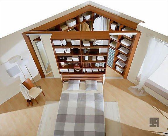 Экономим пространство в доме