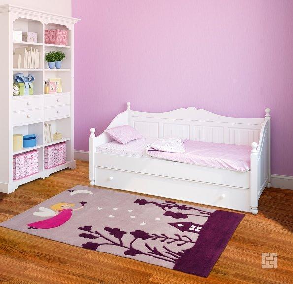 Прикроватный коврик для подростка