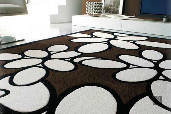 Акриловый ковёр в спальню