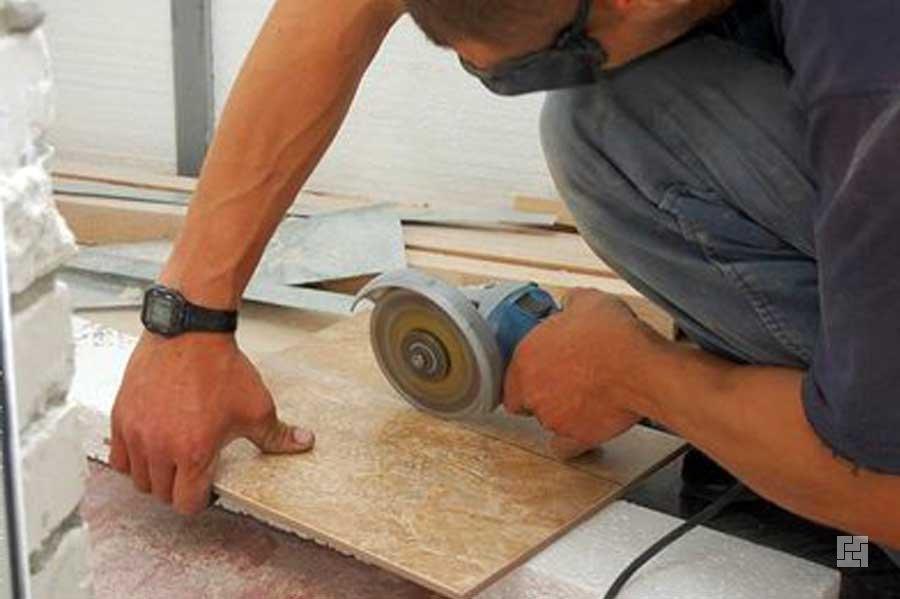 Как самому сделать плиткорез в домашних условиях