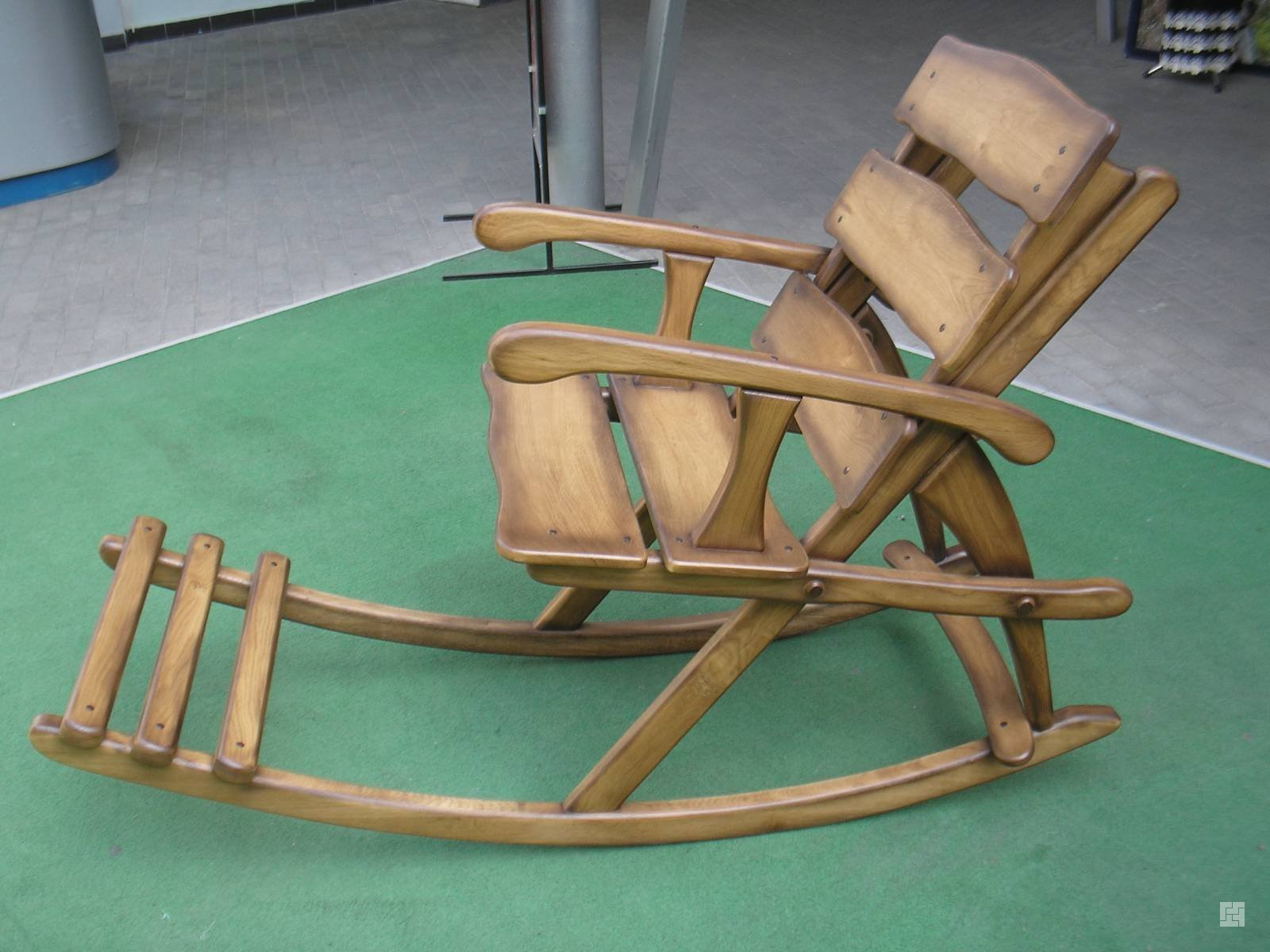 Кресла с дерева своими руками