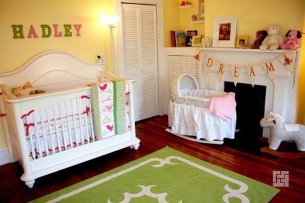 Фальш-камин идеи для детской комнаты