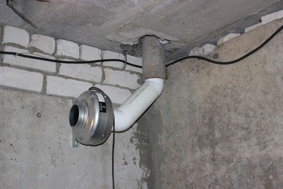 Как правильно сделать вентиляцию в гараже