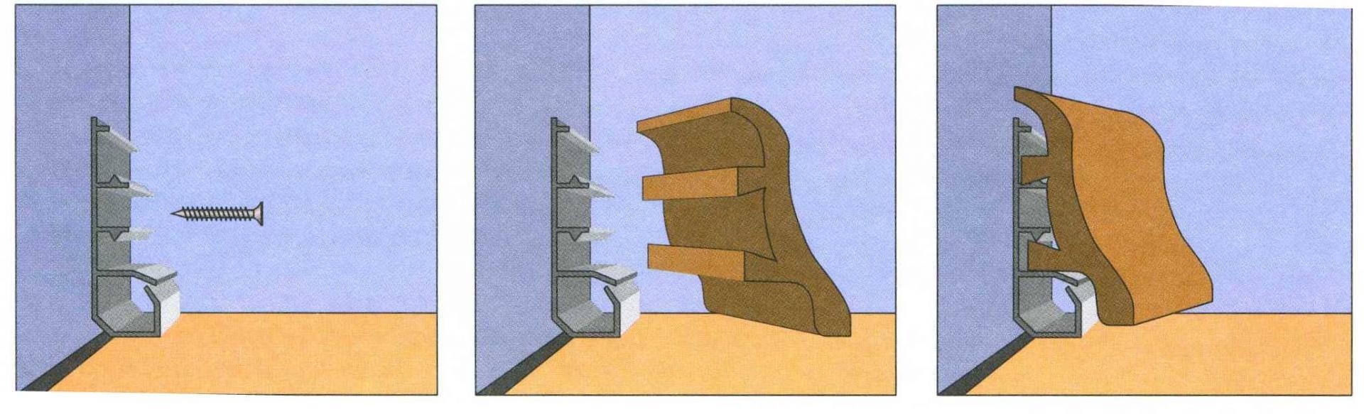 Как загнуть потолочный плинтус по радиусу своими руками