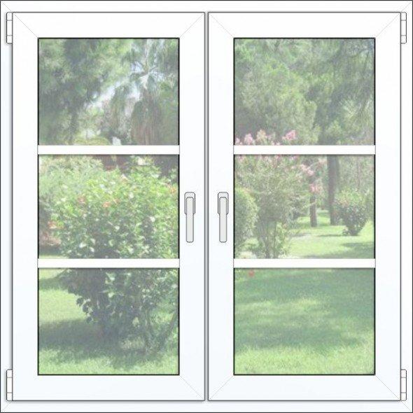 фальш окно