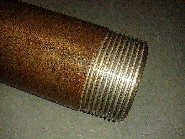 Металлическая труба для фильт-иглы